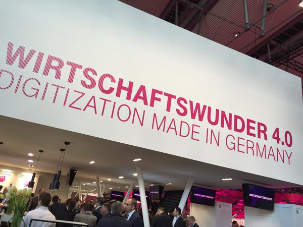 Hannover Messe 2015, Forum Industrie 4.0