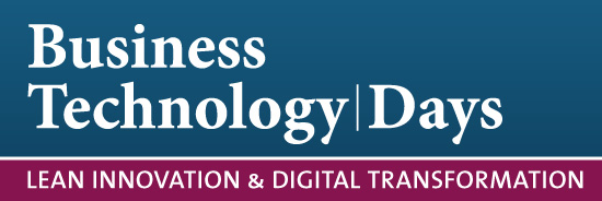 Business Technology Days – The unbelievable Machine Company