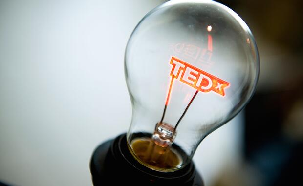*um supports TEDxMuenster – the independently organized TED event