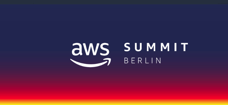 Mett us where the cloud innovators are: at the AWS Summit 2018 Berlin
