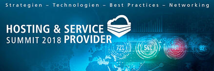 Hosting & Service Provider Summit // May 17-18, Frankfurt