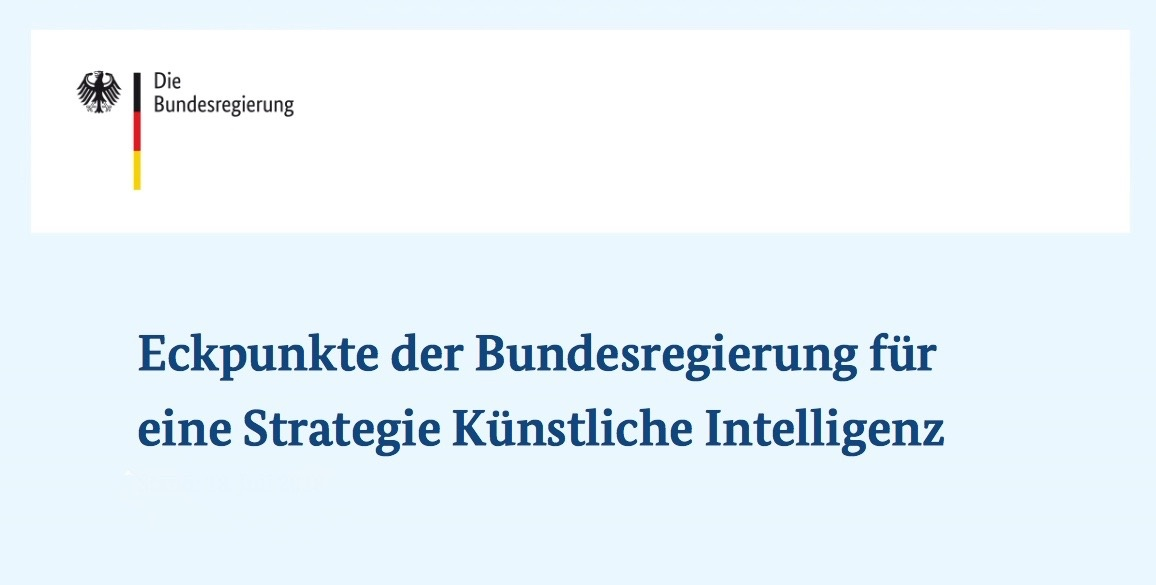 """The industry association BITKOM comments on the paper """"Key points of the Federal Government for an Artificial Intelligence Strategy"""". Ravin Mehta, founder and managing director of The unbelievable Machine Company, puts the topic and its requirements into an expert perspective."""