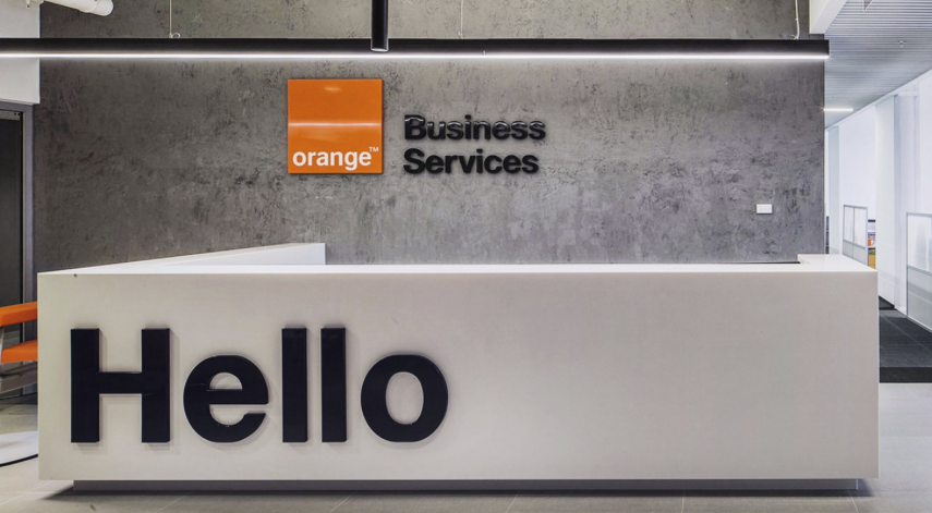 Unbelievable Machine & Basefarm @ Orange Business Services Europe Sales Kick-off // January 23-24, Berlin