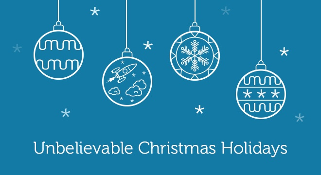 Merry Christmas from Unbelievable Machine!