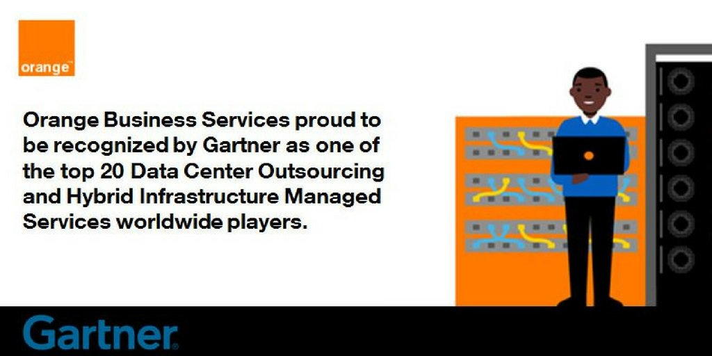 Orange Business Services once more among the most important